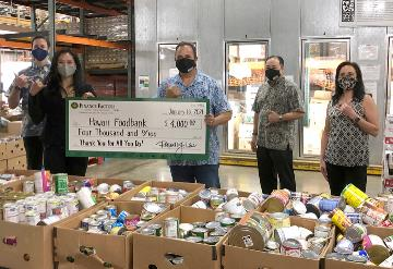 2021-Hawaii-Foodbank-Check-Presentation